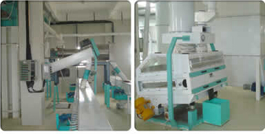 cheap maize flour mill machine
