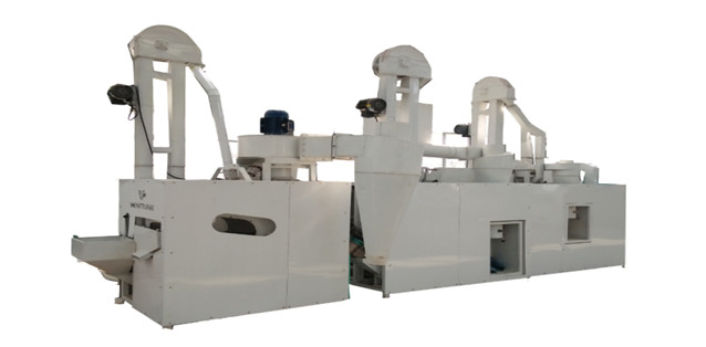 maize milling machinery