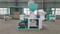 YTZF-28-40 Maize Meal Machine